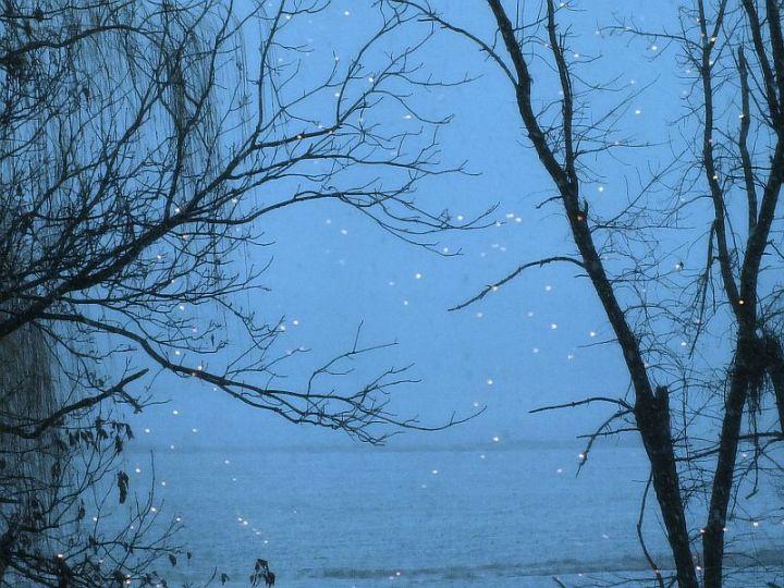 Christmas Season, First Snow, Bon Ivor 158