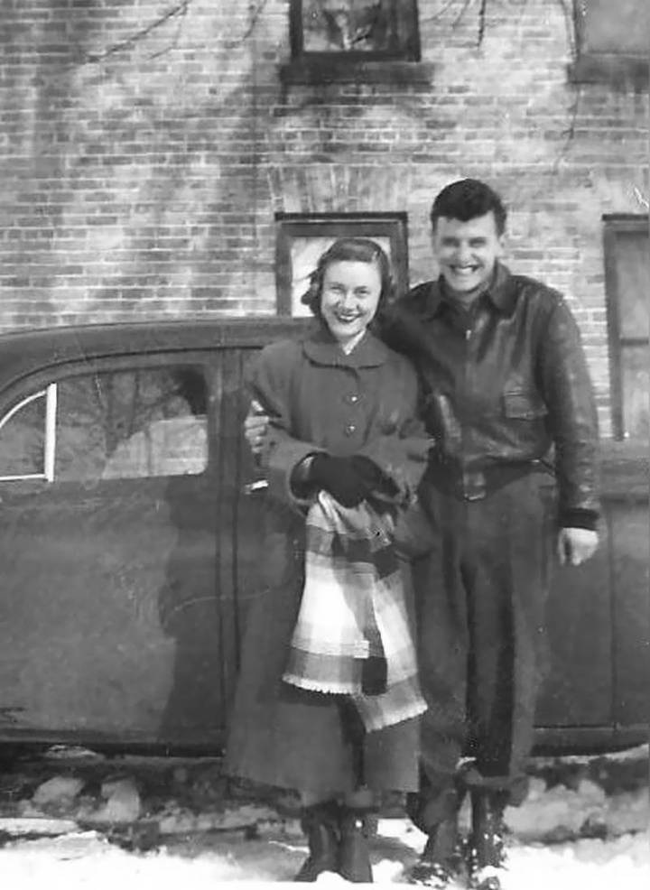 mama and daddy easter 1951 001